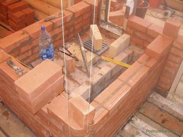 Строительство сауну своими руками 128