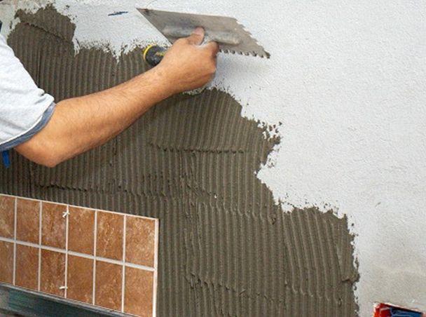 Клей своими руками для керамической плитки